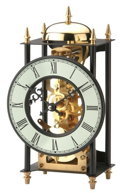 Stolní mechanické hodiny 1180 AMS 25cm + prodloužená záruka 3 roky