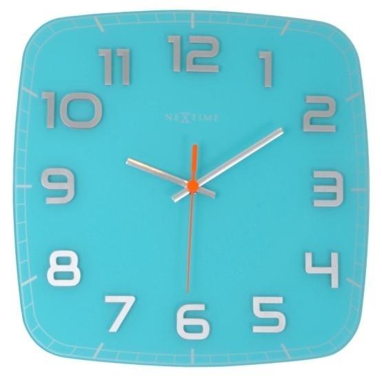 Designové nástěnné hodiny 8816tq Nextime Classy square 30cm + prodloužená záruka 3 roky