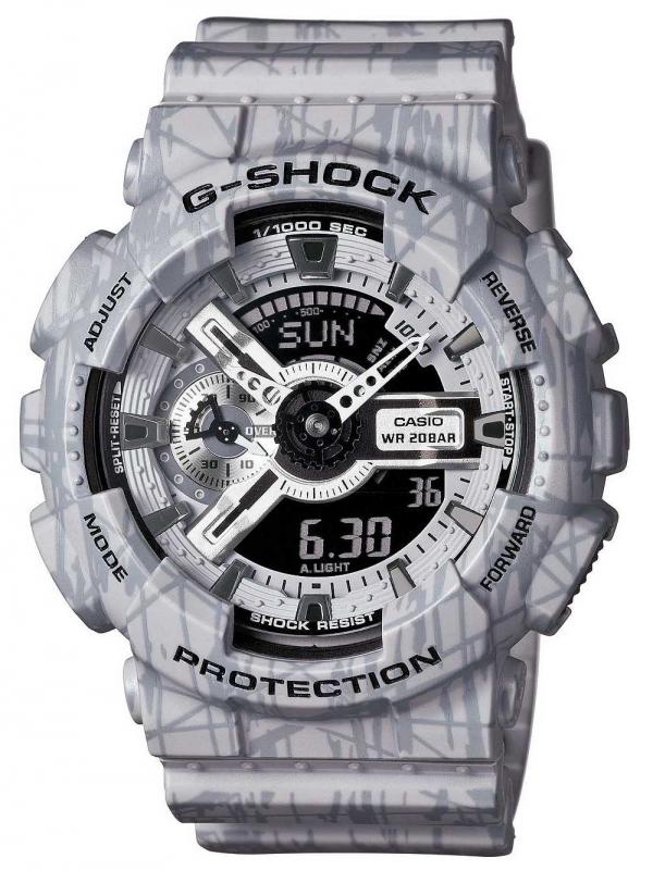Značky - CASIO GA-110SL-8AER G-Shock