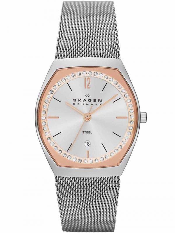 100e79bb57a Dámské hodinky - Skagen SKW2051
