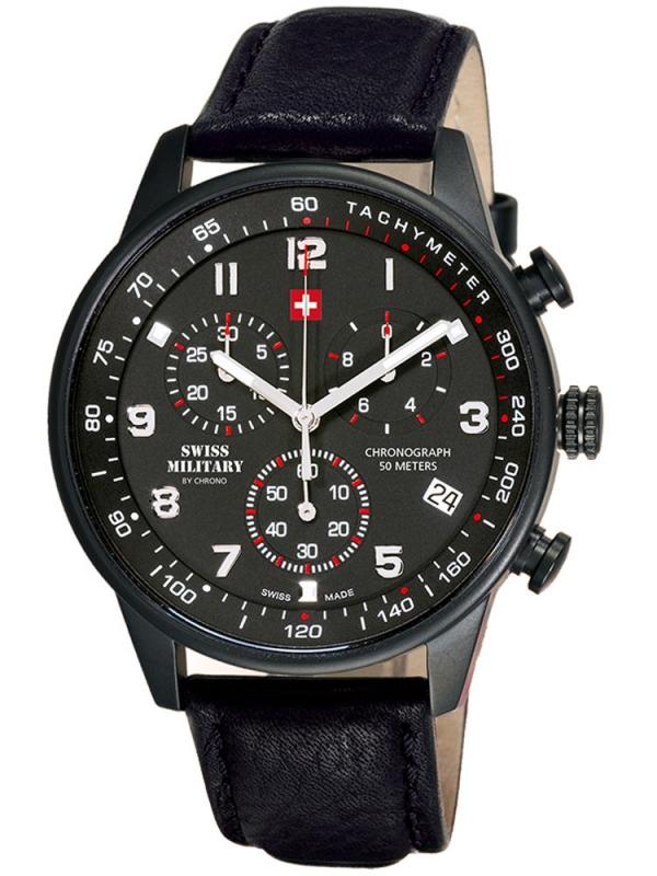 Pánské hodinky - Swiss Military by Chrono SM34012.08