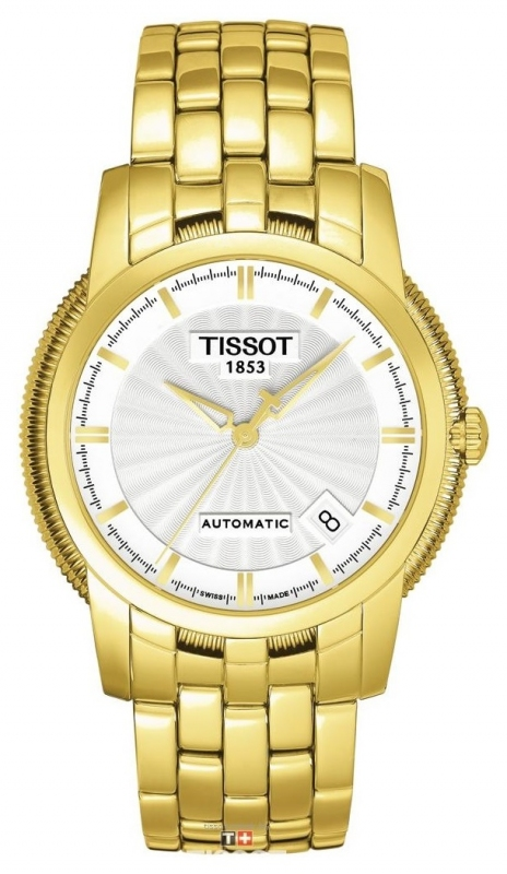 IMPORT - Tissot BALLADE III Automatic T97.5.483.31