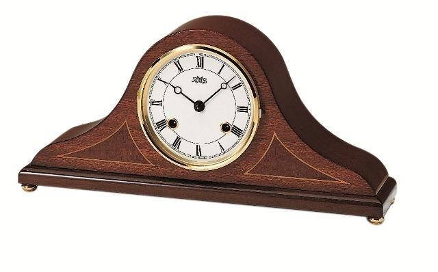 Stolní mechanické hodiny 152/8 AMS 34cm + prodloužená záruka 3 roky