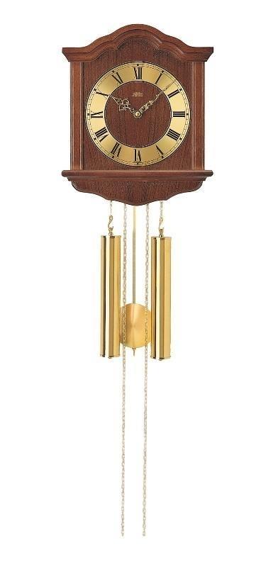 Kyvadlové mechanické nástěnné hodiny 206/1 AMS 29cm + prodloužená záruka 3 roky