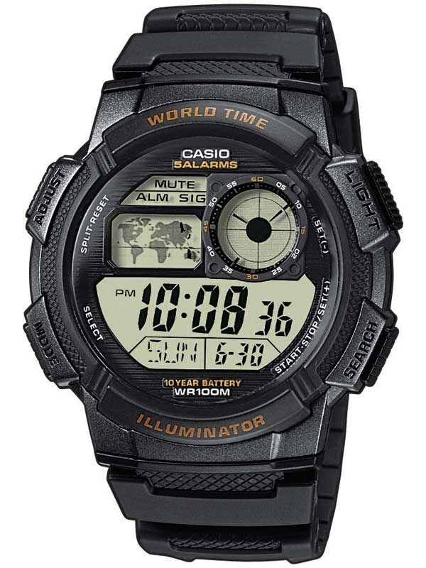 Značky - CASIO AE-1000W-1AVE Collection