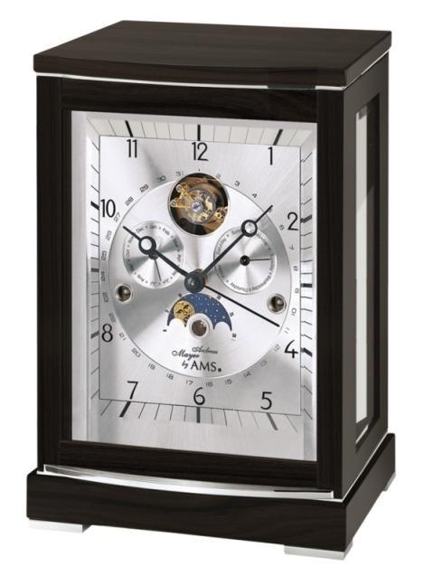 Stolní mechanické hodiny 2170/11 AMS 29cm + prodloužená záruka 3 roky