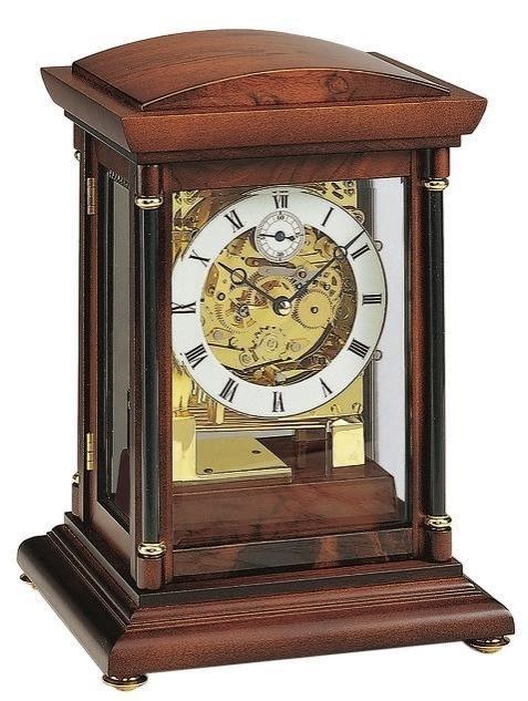 Stolní mechanické hodiny 2187/1 AMS 31cm + prodloužená záruka 3 roky