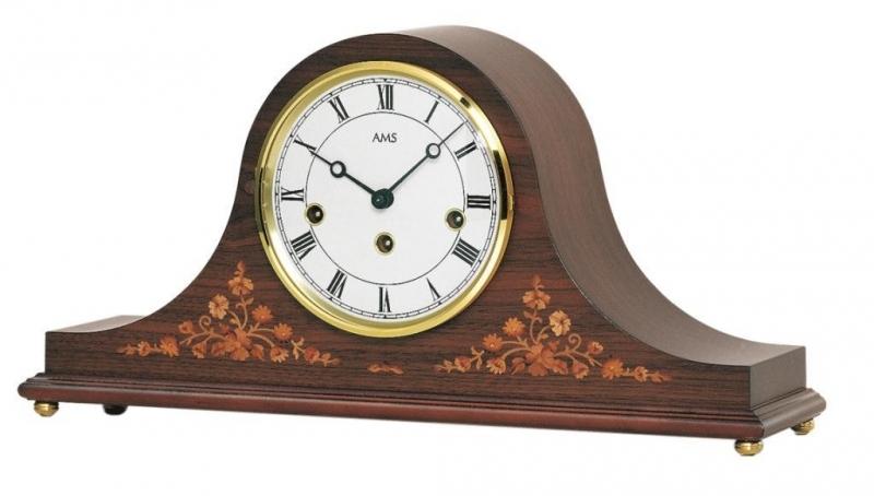 Stolní mechanické hodiny 2188/1 AMS 43cm + prodloužená záruka 3 roky