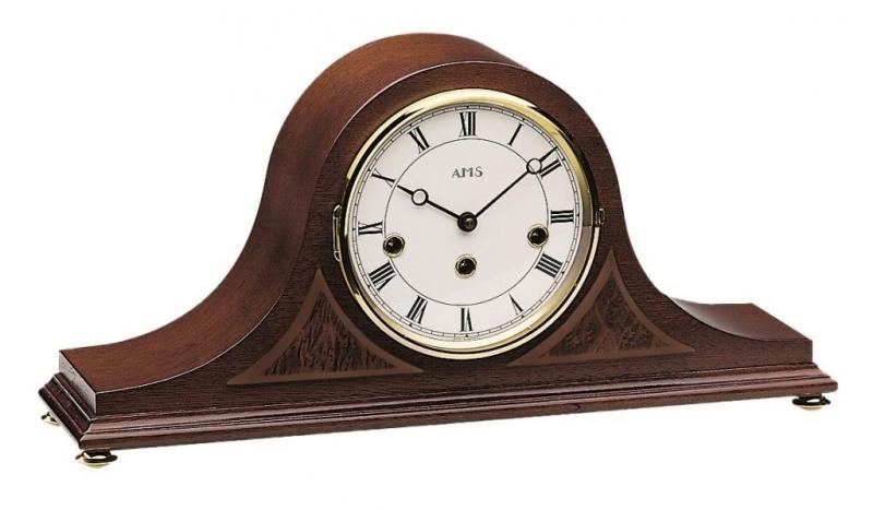 Stolní mechanické hodiny 2190/1 AMS 43cm + prodloužená záruka 3 roky