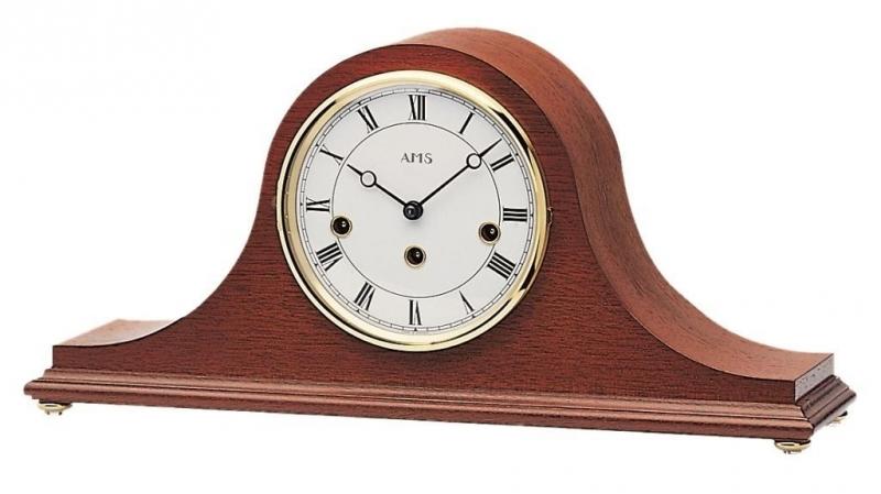 Stolní mechanické hodiny 2193/8 AMS 43cm + prodloužená záruka 3 roky