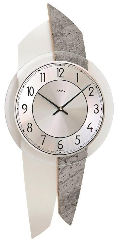 Hodiny a budíky - Designové nástěnné hodiny 9500 AMS 50cm