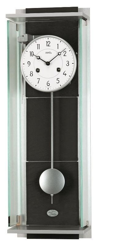 Kyvadlové mechanické nástěnné hodiny 2713 AMS 62cm + prodloužená záruka 3 roky