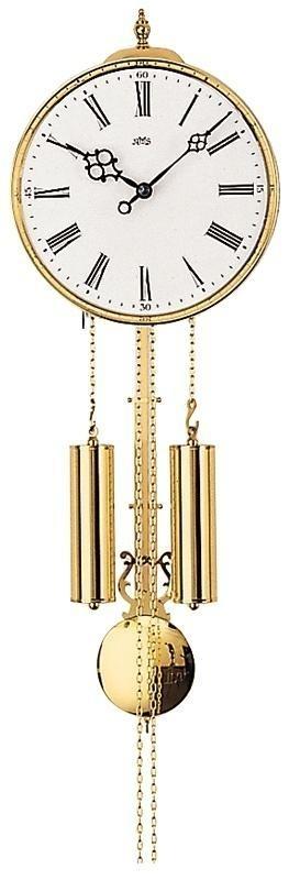 Kyvadlové mechanické nástěnné hodiny 348 AMS + prodloužená záruka 3 roky