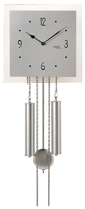 Kyvadlové mechanické nástěnné hodiny 354 AMS 25cm + prodloužená záruka 3 roky