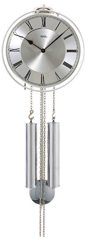 Kyvadlové mechanické nástěnné hodiny 358 AMS + prodloužená záruka 3 roky