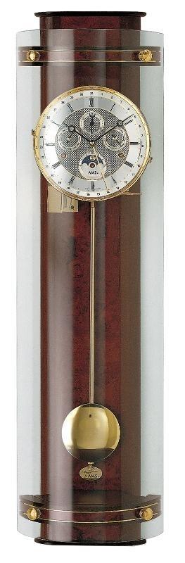 Kyvadlové mechanické nástěnné hodiny 3633/1 AMS 72cm + prodloužená záruka 3 roky