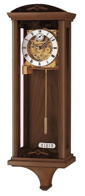 Kyvadlové mechanické nástěnné hodiny 3682/1 AMS 62cm + prodloužená záruka 3 roky