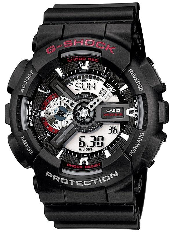 Značky - CASIO GA-110-1AER G-Shock