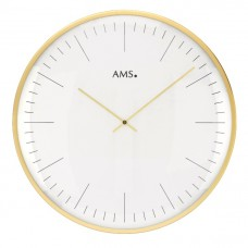 Nástěnné hodiny 9541 AMS 40cm