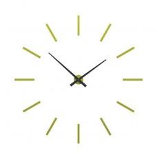 Designové hodiny 10-303 CalleaDesign 130cm (více barev) Barva čokoládová-69 - RAL8017