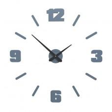 Designové hodiny 10-305 CalleaDesign Michelangelo M 64cm (více barevných verzí) Barva tmavě modrá klasik-75 - RAL5017