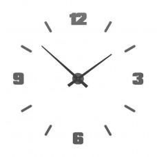 Designové hodiny 10-306 CalleaDesign Michelangelo L 100cm (více barevných verzí) Barva bílá-1 - RAL9003