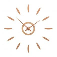 Designové hodiny 10-317 CalleaDesign Tiziano (více barev) Barva antracitová černá-4