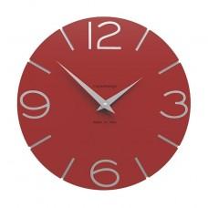 Designové hodiny 10-005 CalleaDesign 30cm (více barev) Barva růžová lastura (nejsvětlejší)-31