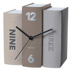 Designové stolní hodiny 5628 Karlsson 20cm