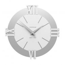 Designové hodiny 10-006 CalleaDesign 32cm (více barev) Barva broskvová světlá-22