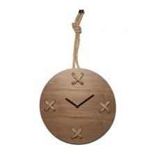 Designové hodiny 3111br Nextime Stitch 58 cm