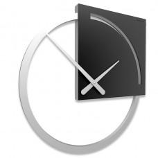 Designové hodiny 10-124 CalleaDesign Karl 45cm (více barevných verzí) Barva béžová (tmavší)-13