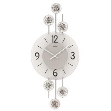 Designové nástěnné hodiny 9440 AMS 47cm