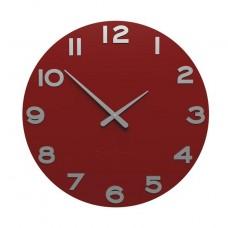 Designové hodiny 10-205 CalleaDesign 60cm (více barev) Barva světle modrá klasik-74 - RAL5012